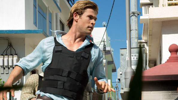 Chris Hemsworth Is As Dreamy As Ever in Heart-Pounding <em>Blackhat</em> Trailer