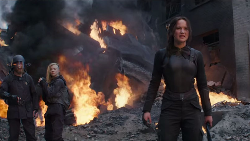 Ten Reasons </i>Mockingjay Part 1</i> Might Be Even Better Than the Book