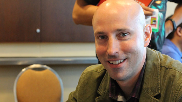 COMIC CON EXCLUSIVE: Interview With Writer Brian K. Vaughan