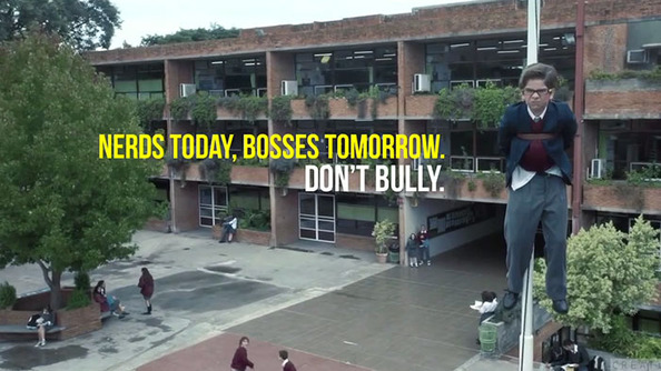 This Anti-Bullying PSA Is Sort of Completely Wrong