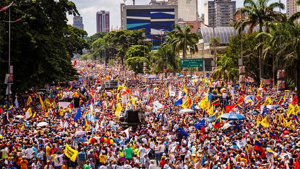 Venezuelan Update: Still So Cra