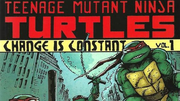 Volume 1 of the New TMNT Comic Has Us Hungry For More!