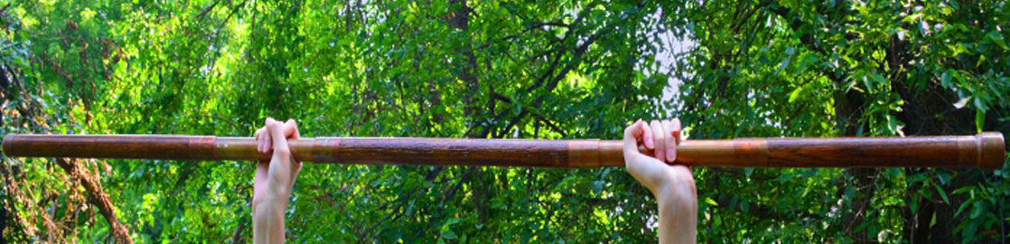 How To Make a Copper and Walnut Traveling Staff From Hardware Store Parts