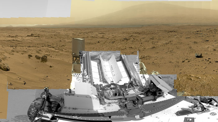 Happy Anniversary Curiosity!