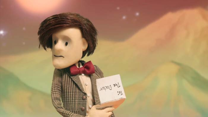 This Adorable Doctor Who Puppet Series Will Make You Explode (With Joy!)