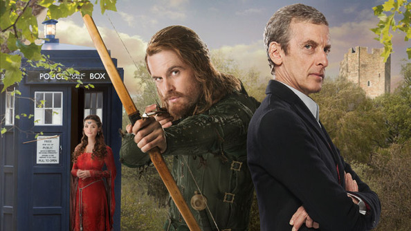 "We Can Be Heroes: Recap of the Doctor Who Episode 3, ""Robot of Sherwood"""