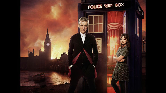 "Taking in <em>Doctor Who's</em> ""Deep Breath"""