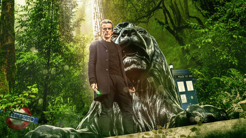 """Everythings Gone Green: Doctor Who Recap, Episode 10 """"In the Forest of the Night"""""""