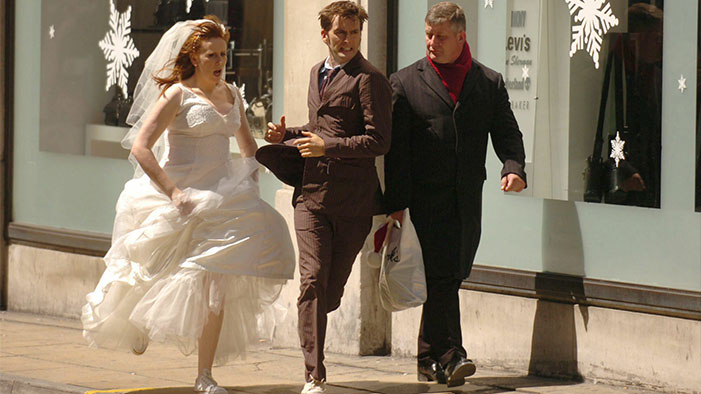 SparkLife » Top 5 Tenth Doctor and Donna Moments