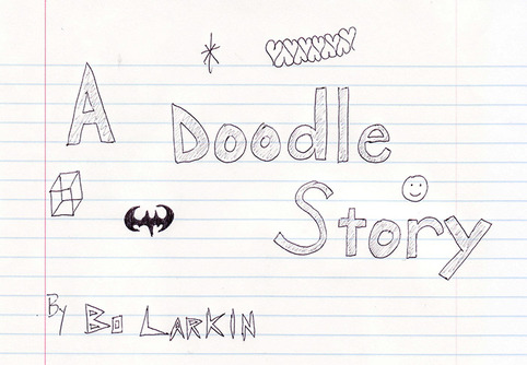 A Doodle Story: Or, Where Our Brains Go When We're Bored