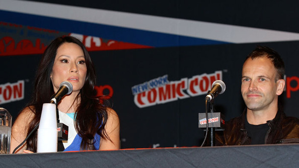 New York Comic Con Proves Lucy Liu is the Real Star of <em>Elementary</em>