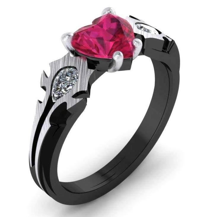 Top 18 Video Game Inspired Engagement Rings