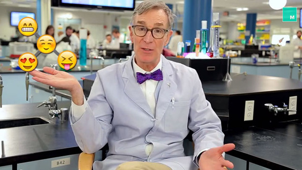 We Totally :) Evolution with Bill Nye