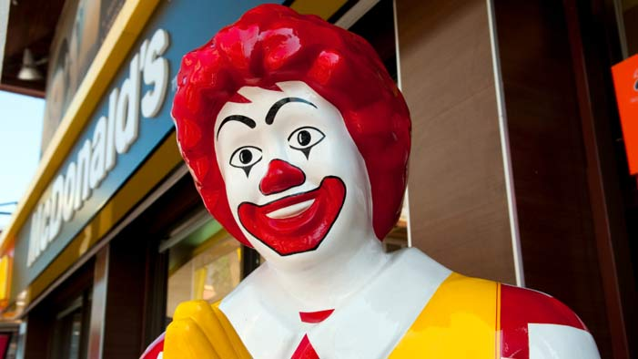 5 Creepy Corporate Mascots