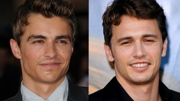 "RANDOM FRIDAY POLL: Which Franco is Hotter? (And No, You May NOT Answer ""I'LL TAKE 'EM BOTH."")"