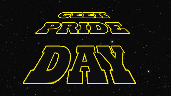 Wave Your Geek Flag for Geek Pride Day!