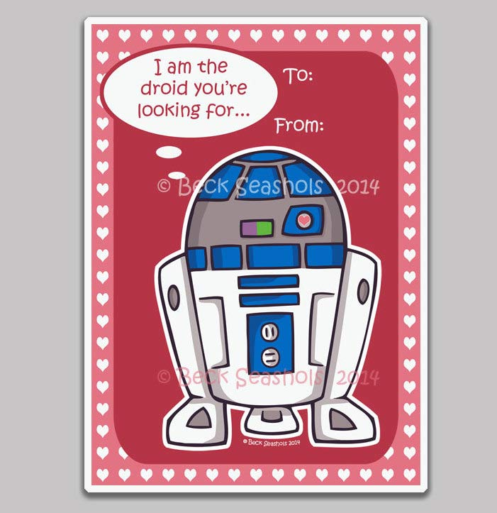 back next more - Geeky Valentines Cards