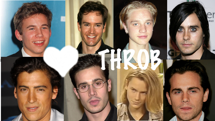 The Hottest Crushes From Years Past