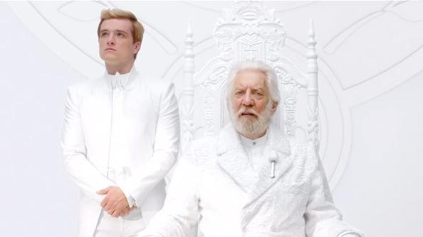 The <i>Mockingjay</i> Teaser Trailer Isn't Creepy, No, Not At All