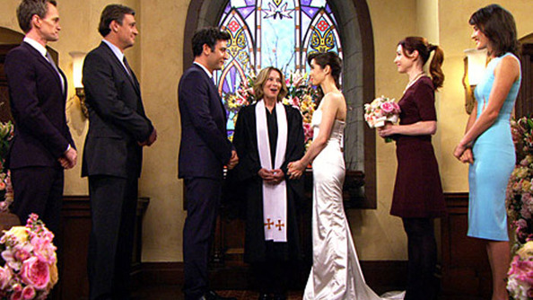 How I Met Your Mother: Christi's Parents Edition!
