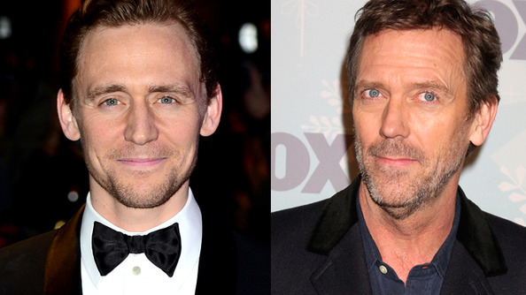 Tom Hiddleston & Hugh Laurie Are Starring in a Mini-Series Together: FINALLY, ALL YOUR DREAMS ARE COMING TRUE
