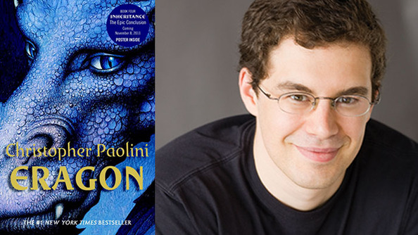 Eragon Fans! Christopher Paolini Gives the Goss on <i>Inheritance</i> and Being a Writerbot
