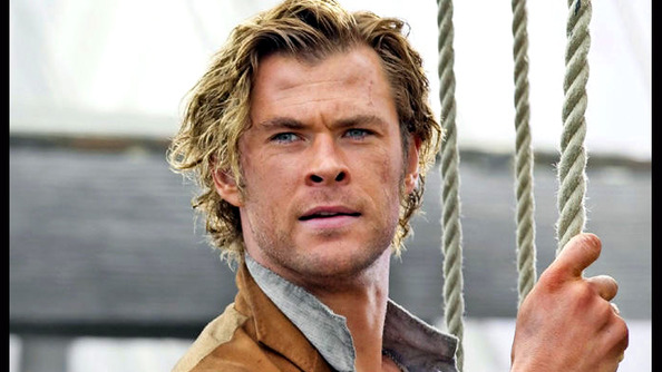 This Morning Sucks Less Thanks to Chris Hemsworth & the Epic <em>In The Heart of the Sea</em> Trailer