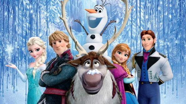 What It's Like To Go To A Frozen Sing-Along