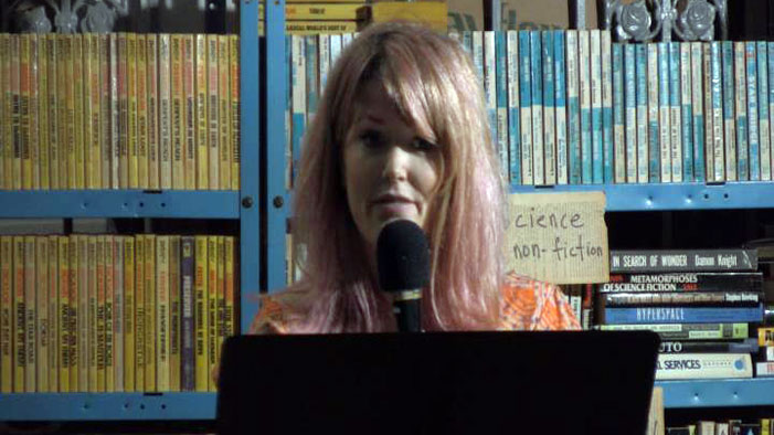 Watch Great Writers Read Their Favorite Sci-Fi Authors!