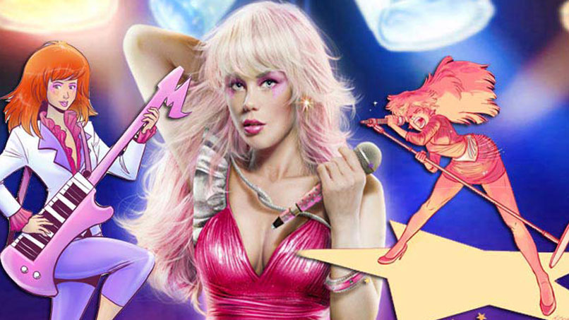 This JEM Fan Art is Truly... Oh, You Know