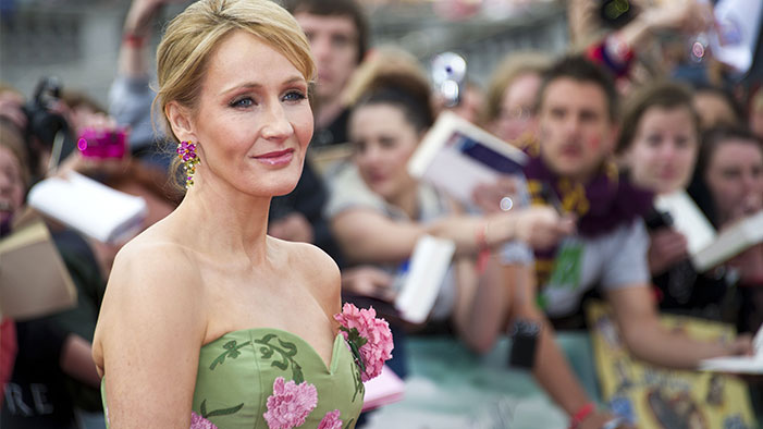 Disgruntled Author Thinks J.K. Rowling Should Stop Writing