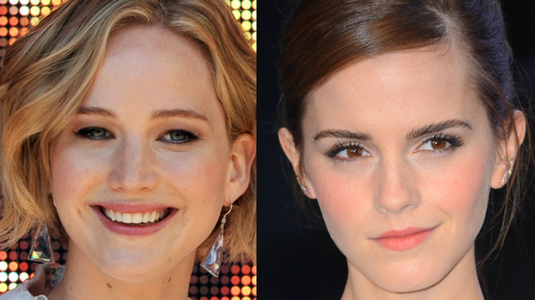You'll Never Guess What Happened When JLaw Met Emma Watson This Weekend-OR WILL YOU?!