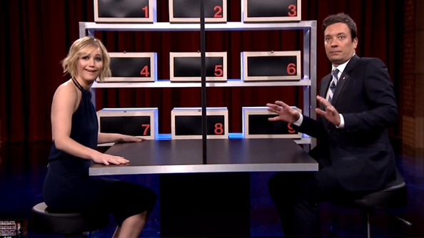 JLaw & Jimmy Fallon Are COMPLETELY HILARIOUS TOGETHER (Because Obviously)
