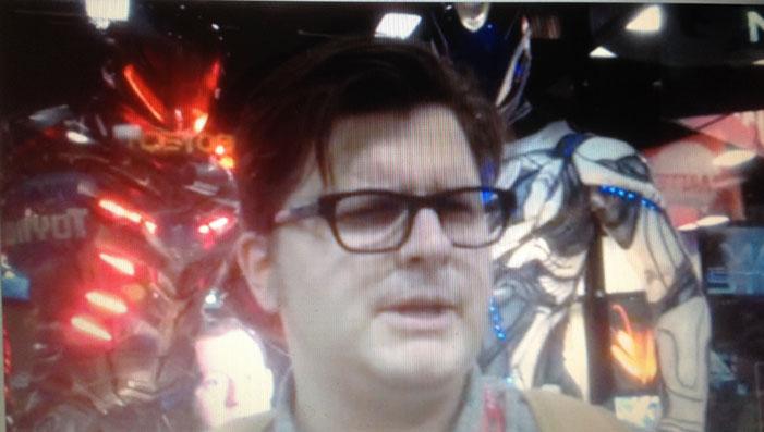 Josh's Comic Con Adventure