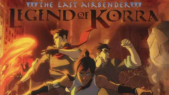 The Top 5 Legend of Korra Fight Scenes Of The Season
