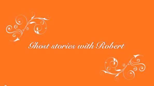 Ghost Stories with Robert - Comedian/Rapper/Babysitter Mary Casella