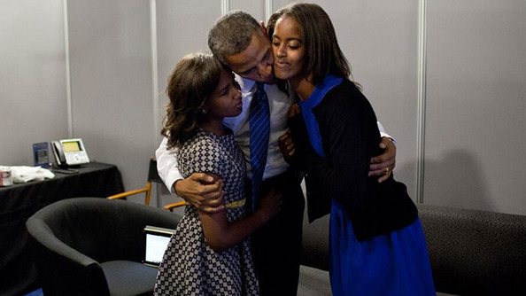 Malia Obama: President's Daughter, Teenager, Production Assistant?