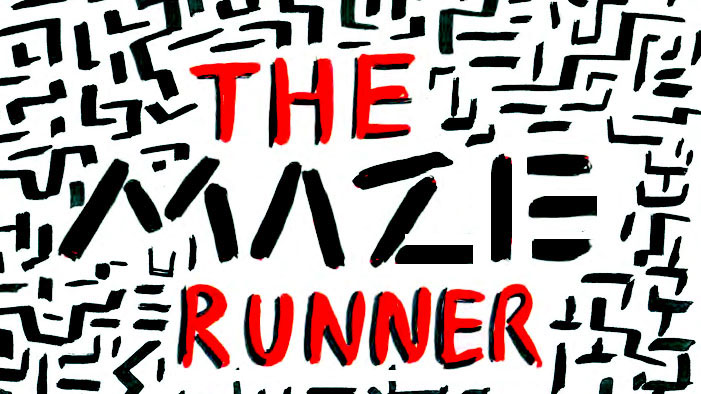 Our SparkNote to The Maze Runner. With Pictures!