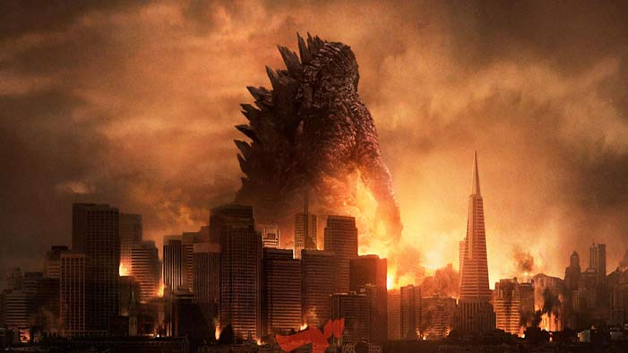 We Love the New Godzilla Trailer!