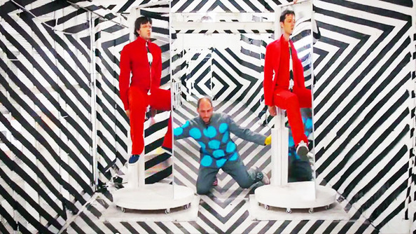 This OK Go Music Video Will Dazzle Your Eyeballs