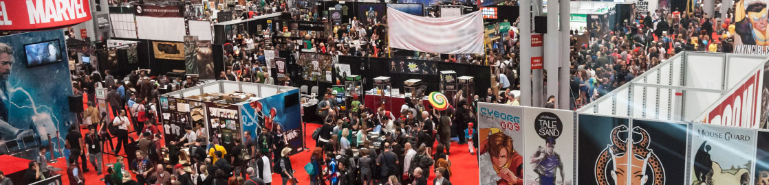What Do YOU Want Us to Cover at Comic Con?!