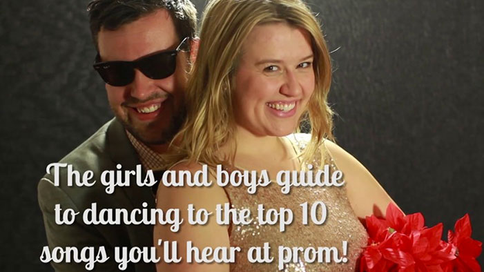 This Video Is All You Need to See to Dance Up a Storm at Prom!