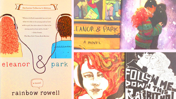 Enter Our Twitter Sweepstakes for a Chance to Win a Signed Copy of <i>Eleanor and Park</i> and Subsequently Pass Out From Happiness!