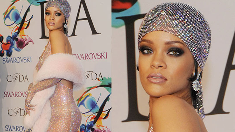 Rihanna Breaks School Dress Code, Isn't Allowed to Take Yearbook Photo