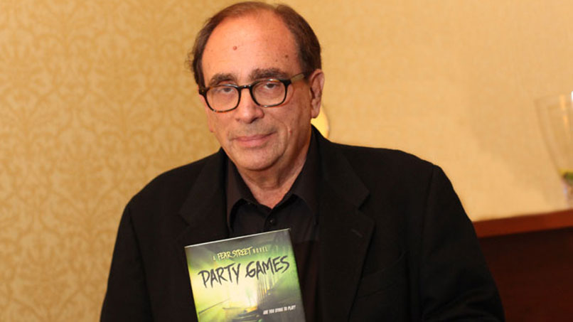 RL Stine Will NOT Give You Advice on Writing... Because He Says You Don't Need It