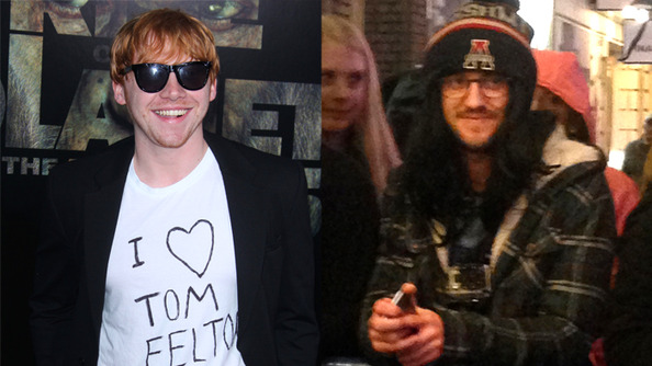 Tom Felton Pranks Rupert Grint, Inadvertently Sets Off A Prank War Destined to Spiral Out of Control