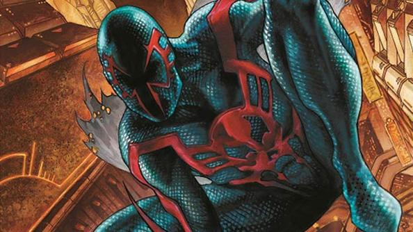 This Summer Will Be All Things Spidey With Spider-Man 2099!