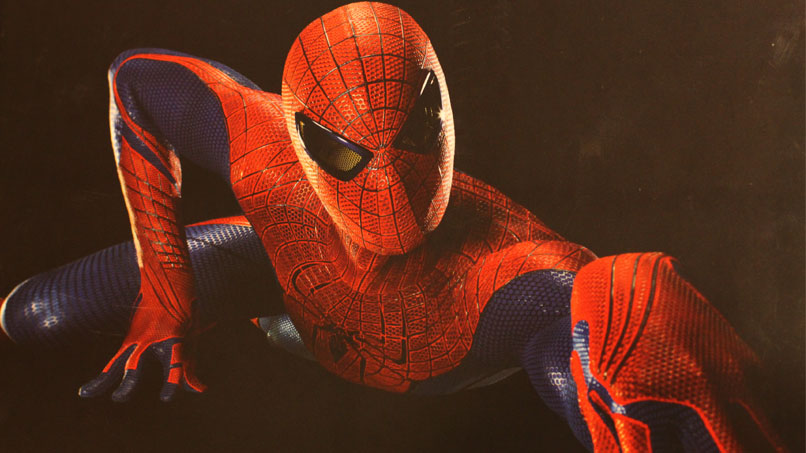 Enter MindHut's Marvel Amazing Spider-Man Sweepstakes!