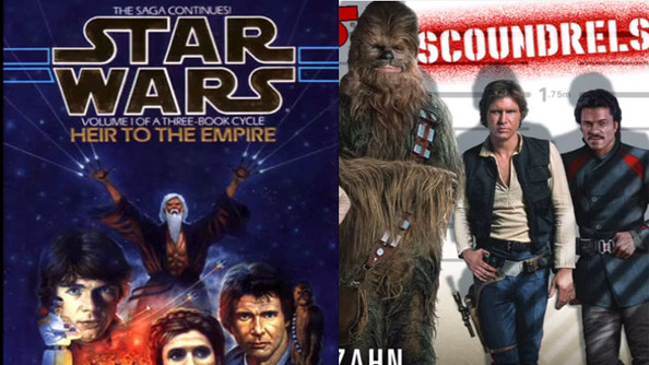 Timothy Zahn, Author of Heir to the Empire, Reveals How Much He Knows About Episode VII