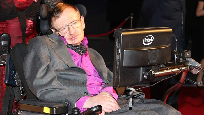 Stephen Hawking says Artificial Intelligence Could be Super Bad!